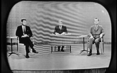 Het uiterlijk van Kennedy en Nixon