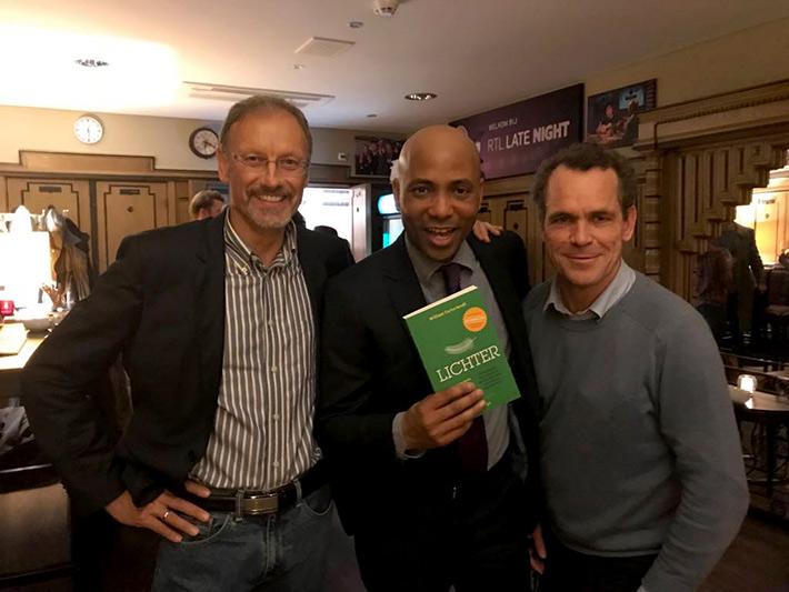Ongekend goede start voor nieuwe boek William Cortvriendt: Lichter