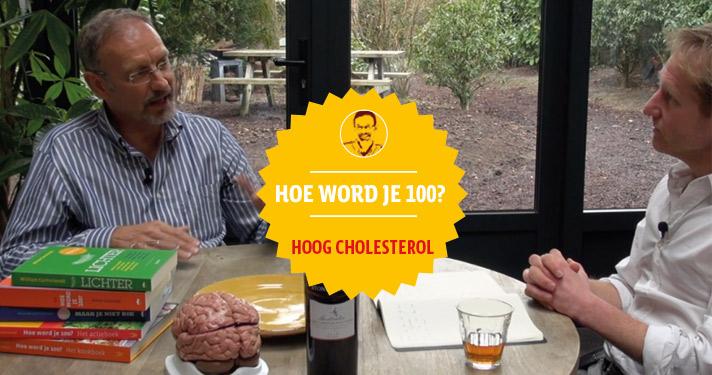 hoog cholesterol William Cortviendt interview