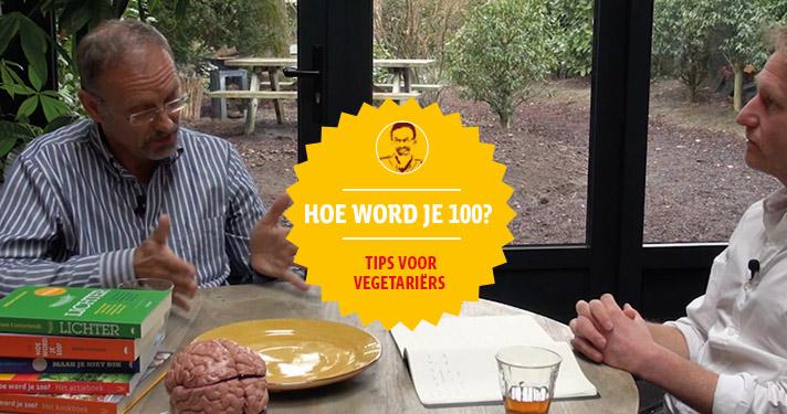 tips voor vegetariers Hoe word je 100 videoserie