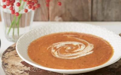 Tomaten-crèmesoep
