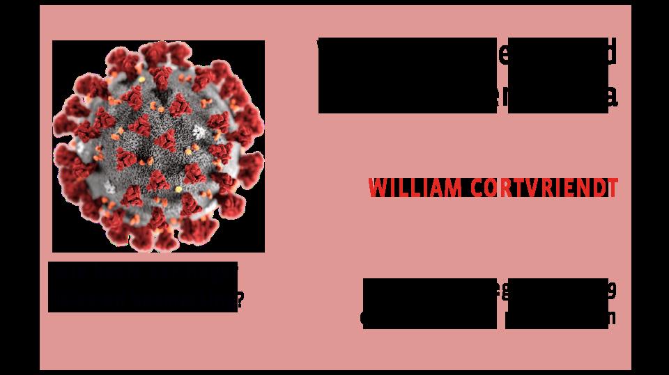 Wie heeft een hoger risico op besmetting met het corona virus?